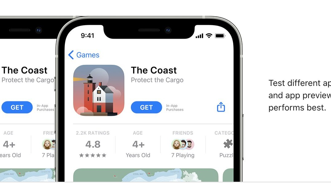 App marketeers iOS 15