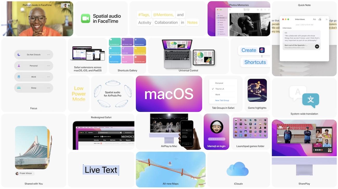 MacOS Summary