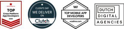 Keurmerken en Badges van App Ontwikkelaar Coffee IT