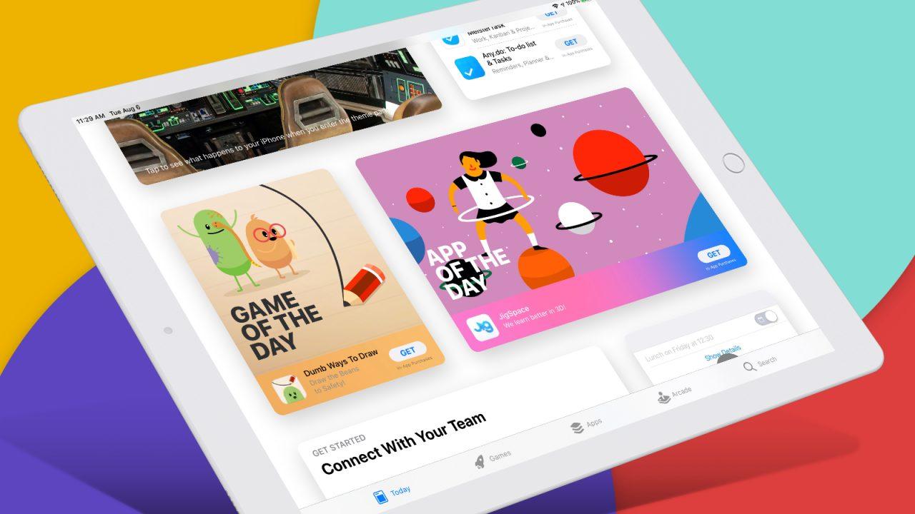 App uitgelicht in Apple App Store