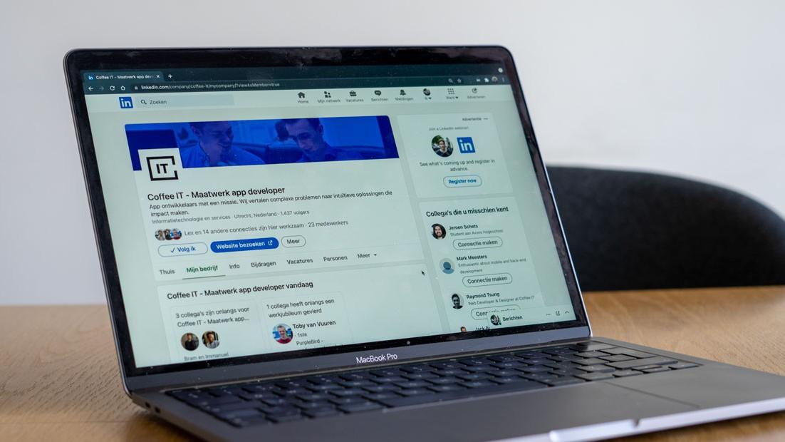 Gebruiker toevoegen aan LinkedIn Campaign Manager